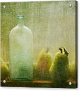Rainy Days Acrylic Print by Amy Weiss
