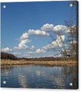 Raisen River Acrylic Print by Jennifer  King
