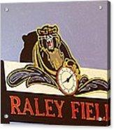 Raley Field Acrylic Print