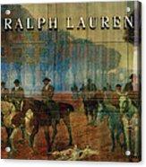 Ralph Lauren Acrylic Print
