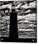 Ram Island Ledge Light Acrylic Print