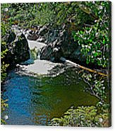 Rancheria Falls-yt Acrylic Print
