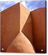 Rancho De Taos Iv Acrylic Print