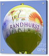 Randhurst Water Tower Acrylic Print