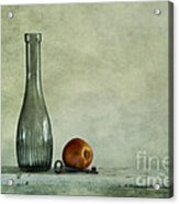Random Still Life Acrylic Print by Priska Wettstein