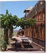 Randon View In Utah 1 Acrylic Print