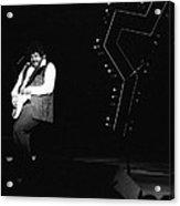 Randy Takin Care Of Business 1976 Acrylic Print