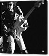 Randy Hansen Rocking In 1978 Acrylic Print