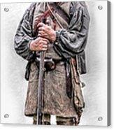 Ranger Bushy Run 250th  Acrylic Print