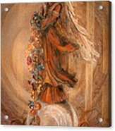 Raphael The Archangel Acrylic Print
