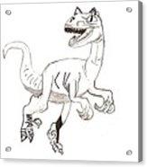 Raptor Acrylic Print
