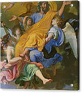 Rapture Of Saint Joseph Acrylic Print