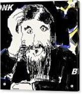 Rasputin Acrylic Print