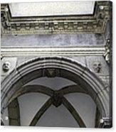 Rathaus Arch Acrylic Print