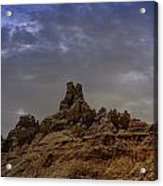 Ravages Of Time And Weather Acrylic Print