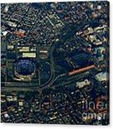 Ravens Stadium And Camden Yards Acrylic Print
