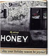 Raw Desert Honey Christmas Card Florence Arizona 2007 Acrylic Print