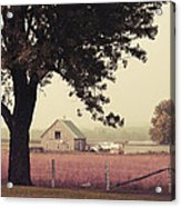 Rawdon's Countrylife Acrylic Print