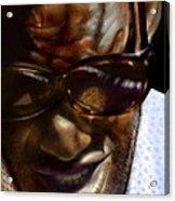 Ray Charles-beyond Sight 2 Acrylic Print