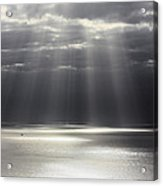 Rays Of Hope Acrylic Print by Shane Bechler