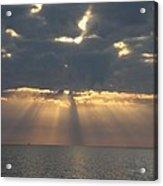 Rays Of The Sunlight Acrylic Print