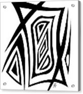 Razer Blade Acrylic Print