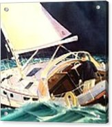 Reach For Safe Harbor Acrylic Print
