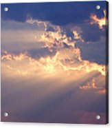 Reach For The Sky 2 Acrylic Print