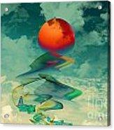 Reach The Sun Acrylic Print