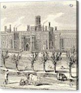 Reading Gaol- The New Gaol         Date Acrylic Print