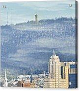Reading Skyline Acrylic Print