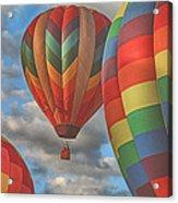 Readington Balloon Fest Media Launch 13 Acrylic Print