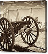 Ready For Battle At Gettysburg Acrylic Print
