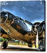 Ready For Takeoff 3 Acrylic Print