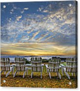 Ready For The Morning Acrylic Print