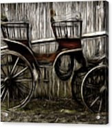 Ready To Ride - Featured In Both Groups Spectacular Artworks Of Faa And Cards For All Occ  Acrylic Print