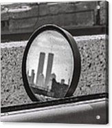 Rear View Mirror  Acrylic Print