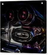 Rear Vision Acrylic Print