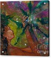 Recapturing Her Soul Acrylic Print