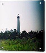 Recesky - Cape May Point Lighthouse 1 Acrylic Print