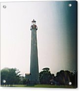 Recesky - Cape May Point Lighthouse 3 Acrylic Print