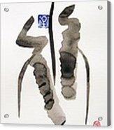 Recognize The Kinship Acrylic Print