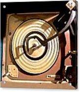 Vinyl Turner Acrylic Print