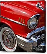 Red '57 Acrylic Print