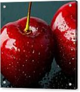 Red Apples Acrylic Print