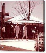 Red Beard Tishiro Mifune Acrylic Print