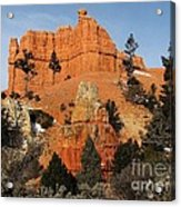 Red Canyon - Scenic Byway 12 Acrylic Print