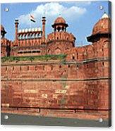 Red Fort New Delhi India Acrylic Print