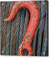 Red Hook Acrylic Print