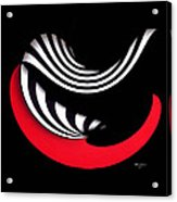 Red II Acrylic Print